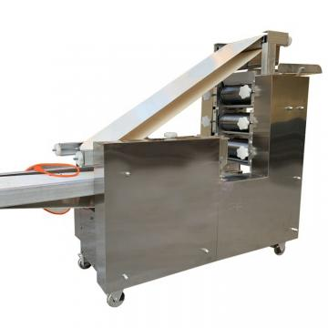 Ddw140 Thickness Adjustable Automatic Pita Bread Maker Making Machine