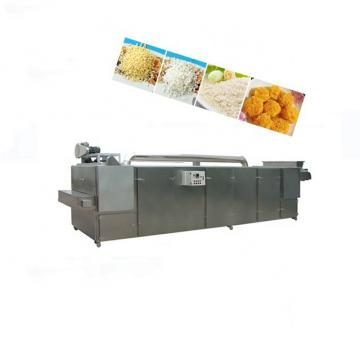 Automatic Japaness Plain Panko Bread Crumbs Making Extruder Machine