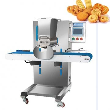 Cookie Production Line Pcl Control Automatic Cookie Dropping Machine