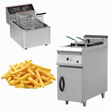 Stainless Steel Electric Commercial Deep Pressure Fryer