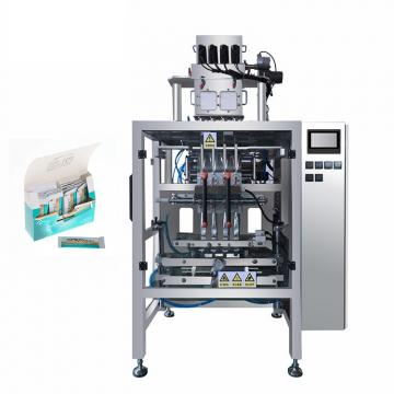 Multi-Functional Automatic Granule Weighing and Packaging Machine