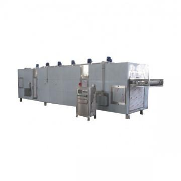 Temperature Resistance From -70 to 260° C 4*4mm Mesh Belt Dryer