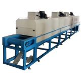 Industrial Belt Conveyor Continuous Microwave Fungus Dryer Drying Machine